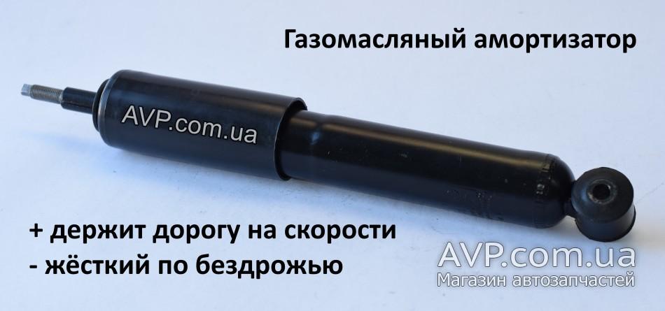 Передний газомасляный амортизатор ВАЗ 2101-2107