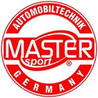 логотип MASTER SPORT